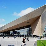 Roterdamo centrinė stotis išrinkta metų statiniu