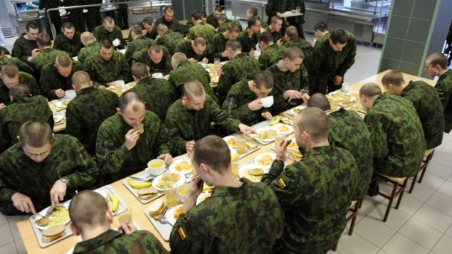 kariuomene