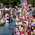 Amsterdamas siekia rengti Europos gėjų festivalį