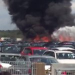 Anglijoje sudužo lėktuvas, žuvo Osamos bin Ladeno giminaičiai