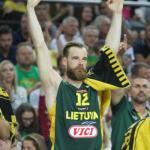Lietuvos krepšininkai nusileido turkams