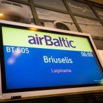 """""""AirBaltic"""" pristato penkias naujas skrydžių kryptis iš Vilniaus"""