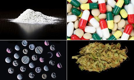 Drugs composite