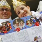 Vokietija ruošiasi tradiciniam karnavalui ir apie jį informuoja imigrantus