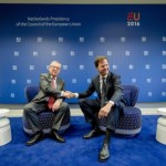 ES pirmininkaujantys Nyderlandai: Bendrija susiduria su istoriniu iššūkiu