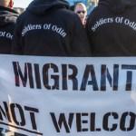 """""""Odino kariai"""" patruliuoja Suomijos miestų gatvėse ir saugo žmones nuo pabėgėlių"""
