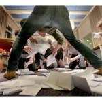 Olandai per referendumą atmetė ES ir Ukrainos susitarimą, suduodami smūgį vyriausybei