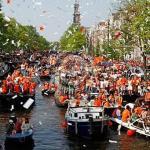 Po Karaliaus dienos šventės Amsterdame surinkta per 23 000 litrų šlapimo
