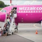 """Keičiasi skrydžių bendrovės """"Wizz Air"""" rankinio bagažo taisyklės"""