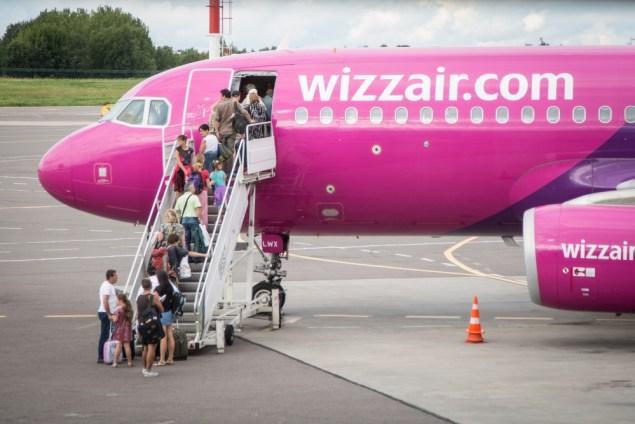 WizzAir - Nica 3