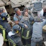 Italiją supurtė stiprus žemės drebėjimas