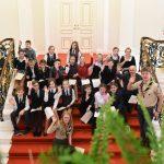 Svečiuose Prezidentūroje – užsienyje gyvenantys lietuvių vaikai