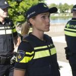 Nyderlanduose sulaikyta per 160 asmenų, protestuojančių prieš policijos smurtą