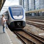 Olandijoje geležinkelių tinklas jau varomas vien vėjo energija