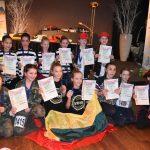 Klaipėdos šokėjos Olandijoje neturėjo sau lygių