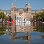 Amsterdamas tarp 12 patraukliausių miestų pasaulyje