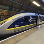 Pradedami traukinių iš Amsterdamo į Londoną terminalo statybos darbai