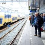 Traukiniai iš Amsterdamo vyks kas 10 minučių