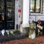 Mirė populiarus ir mylimas Amsterdamo meras E. van der Lanas