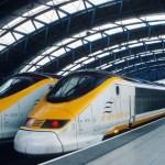 """Nuo balandžio 4 d. """"Eurostar"""" traukiniai kursuos tarp Londono ir Amsterdamo"""