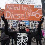 Vokietijoje – vis daugiau draudimų dyzeliniams automobiliams