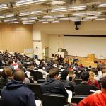 Teismo nuosprendis: olandiškuose universitetuose leidžiama dėstyti angliškai