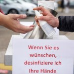 Vokietijoje nustatyta daugiau kaip 3,8 tūkstančio užsikrėtimo koronavirusu atvejų