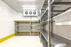 חדרי קירור והקפאה - פתרונות קירור לתעשייה
