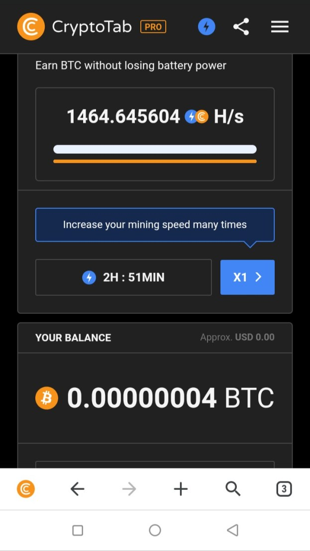 How To Get Up To 1 Bitcoin Freely With Cryptotab Browser