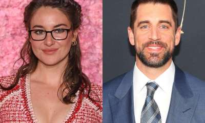 Aaron Rodgers Announces He Is Engaged To Shailene Woodley While Accepting The MVP Award At NFL Honors