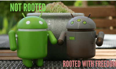 Rooted Android Phone
