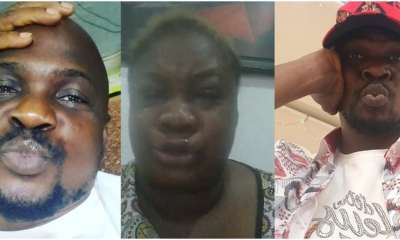 Princess Claims That Baba Ijesha Defiled a Girl In Her House.