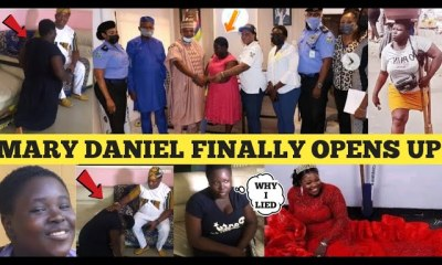 Update: Amputee Mary Daniel's Hidden Secret Why I Lied My Father Was Dead