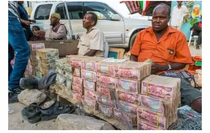 How People Buying and Selling This Much Money When They're Poor?