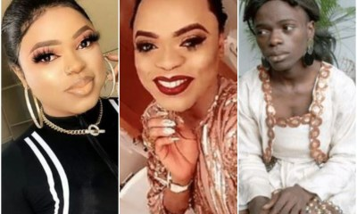 Bobrisky reveals the reason he decided to become a woman