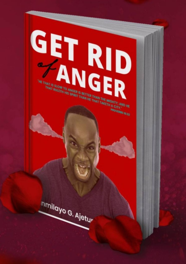 Get Rid Of Anger - Book