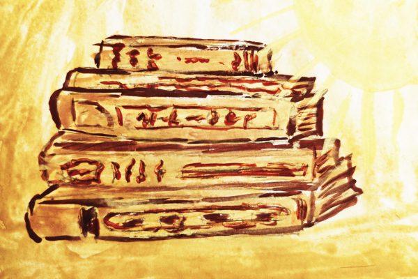 Die Insel: Tante Lovelys sonderbare Buchbeschaffung