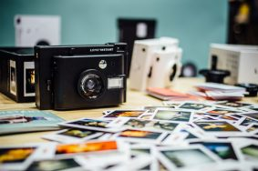 New Lomography Instant camera