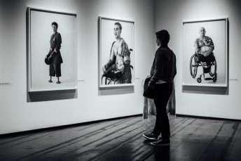 Bryan Adams 'Wounded' at Leica Gallery