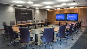 Executive Board Room Room Information K State Olathe