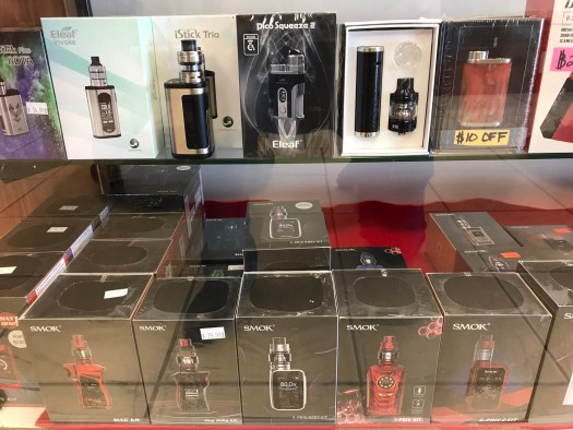 Olathe Vape Shop | Vaporizers, E-Cigarettes, and Vaping Supplies For
