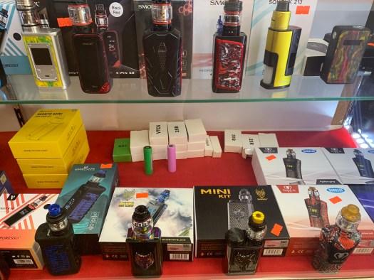 vape batteries   Olathe Vape Shop