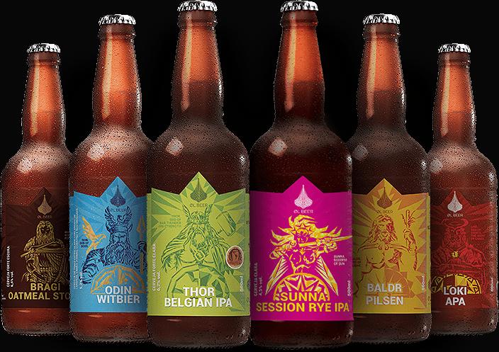 Criações e Cervejas ØL Beer