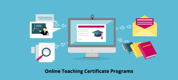 Olc Online Teaching Certificate Programs