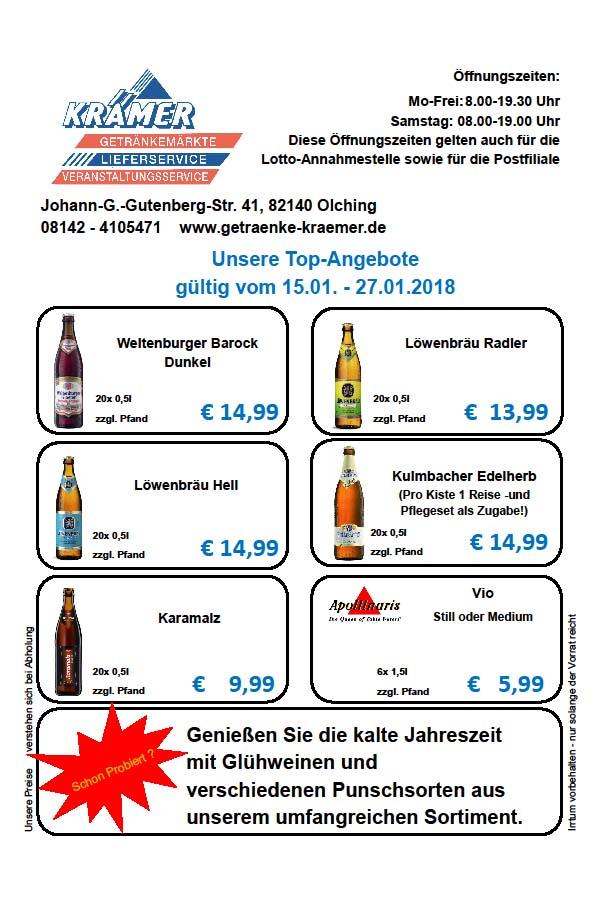 Gemütlich Getränke Krämer Fotos - Innenarchitektur-Kollektion ...