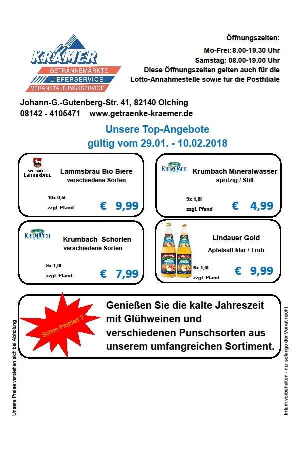 Erfreut Getränke Krämer Olching Bilder - Innenarchitektur-Kollektion ...