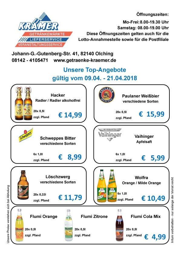 Groß Getränke Krämer Ideen - Hauptinnenideen - nanodays.info