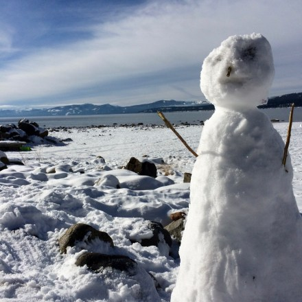 'The Snowman of Tahoe'