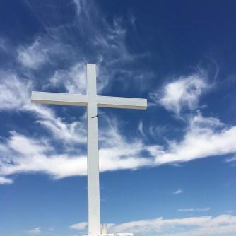 'White Cross in the Sky'