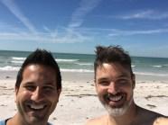 J-Rod and Kris Kringle.